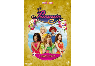 Prinsessia Box Volume 1 DVD