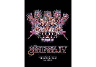 Santana - Live at the House of Blues, Las Vegas (DVD)