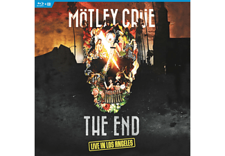 Mötley Crüe - The End: Live in Los Angeles (DVD + CD)
