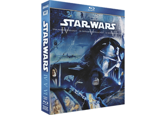 Blu-ray - Pack Star Wars: Trilogia Original