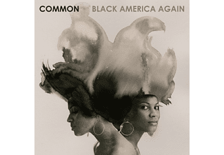 Common - Black America Again (CD)