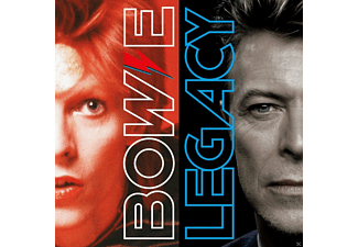 David Bowie - Legacy CD