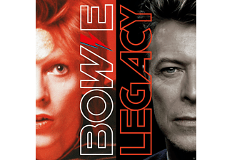 David Bowie - Legacy (The Very Best Of David Bowie-Deluxe) - (CD)