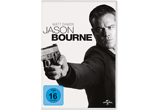 Jason Bourne - (DVD)
