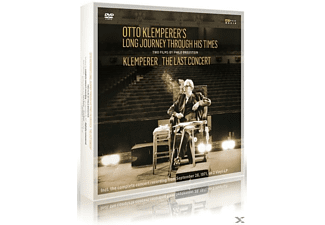 Otto New Philharmonia Orchestra/klemperer - Otto Klemperer's Long Journey through his Times - (LP + DVD Video)