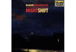 Dave Brubeck - Nightshift - (CD)