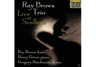Ray Brown - Live At Scullers - (CD)
