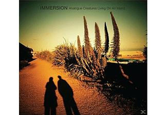 Immersion - Analogue Creatures Living On An Isl - (CD)