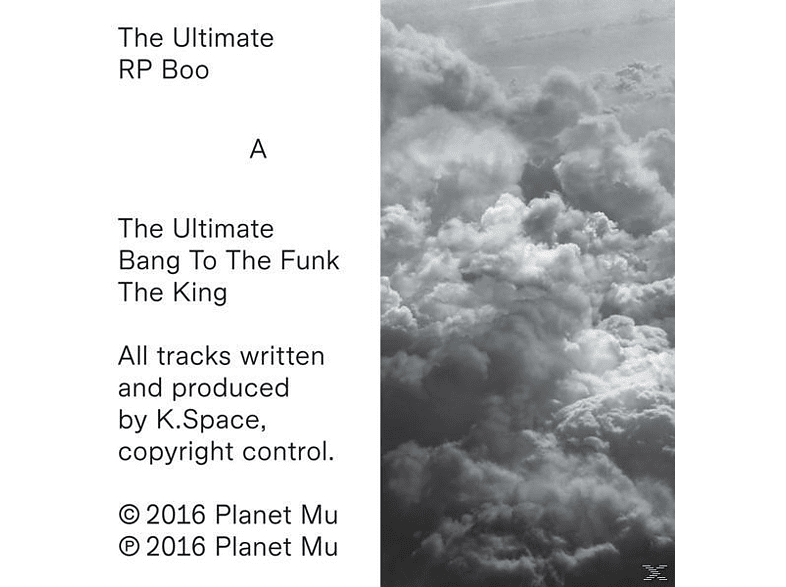 Rp Boo - The Ultimate [Vinyl]