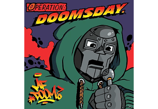 Mf Doom - Operation:Doomsday - (CD)