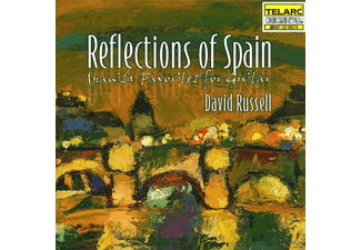 David Russel - Reflections Of Spain - (CD)