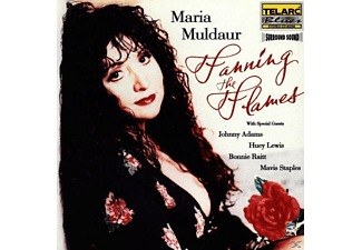 Maria Muldaur - Fanning The Flames - (CD)