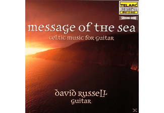David Russell - Message Of The Sea - (CD)