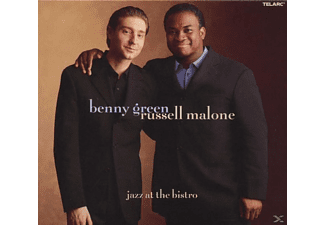 Green, Benny / Malone, Russell - Jazz At The Bistro - (CD)