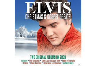 Elvis Presley - Christmas & Gospel Greats - (CD)
