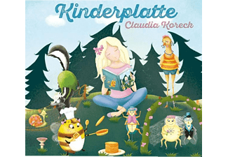 Claudia Koreck - Kinderplatte - (CD)