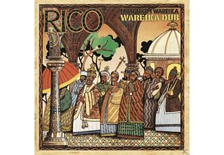 Rico Rodriguez - Man From Wareika/Wareika Dub - (CD)