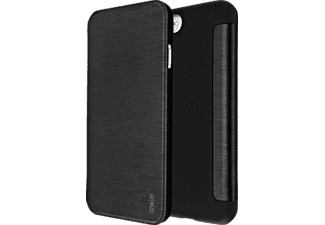 ARTWIZZ SmartJacket® Handyhülle, Schwarz, passend für Apple iPhone 7