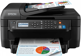 EPSON WorkForce WF-2750DWF - Inkjet Πολυμηχάνημα με Fax