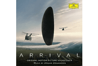 Johann Johannsson - Arrival-Original Motion Picture Soundtrack [CD]