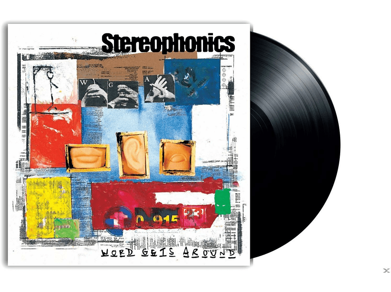 Stereophonics - Word Gets Around (Vinyl) [Vinyl]