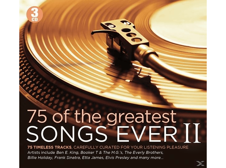 VARIOUS - More Of Greatest Songs Ever [CD]