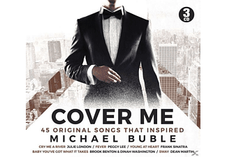 VARIOUS - Cover Me [CD]