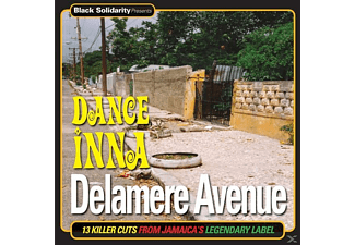 Various (black Solidarity Presents) - Dance Inna Delamere Avenue - (Vinyl)