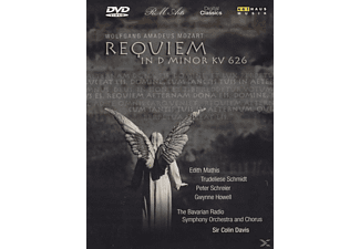 Sir Colin Davis - Requiem - (DVD)