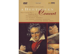 London Sympony Orchestra - A Beethoven Concert - (DVD)