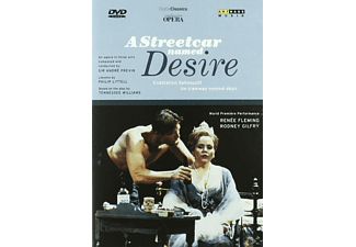 VARIOUS - A Streetcar Named Desire - (DVD)