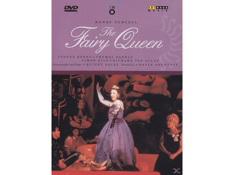 Kenny, Rice, Randle, Griffiths - The Fairy Queen [DVD]
