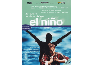 VARIOUS - Adams, John - El Nino - (DVD)