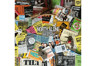 "North Alone - Rare & Short EP (10""/+Download) - (LP + Download)"