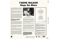 T-Bone Walker - Sings The Blues+4 Bonus Tracks (Ltd.180g Vinyl) [Vinyl]