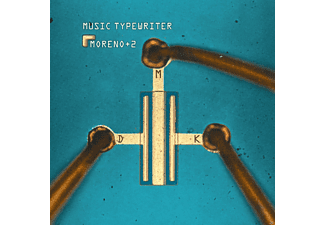 Moreno +2 - Music Typewriter - (LP + Download)