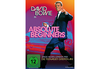 Absolute Beginners Drama DVD
