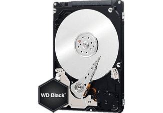 WD Black 750GB 7200RPM Sata 3.0 16Mb 2,5 inç Notebook Disk (WD7500BPKX)