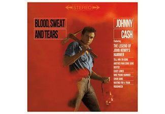 Johnny Cash - Blood, Sweat and Tears (Vinyl LP (nagylemez))
