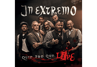 In Extremo - Quid Pro Quo-Live-(Ltd.Digipack Edition) - (CD)