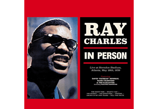 Ray Charles - In Person (Vinyl LP (nagylemez))