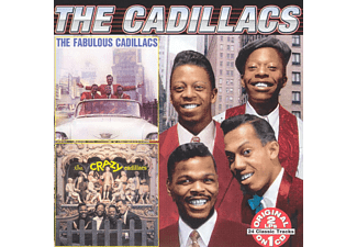 The Cadillacs - The Fabulous Cadillacs/Crazy Cadillacs (CD)