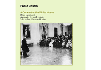 Pablo Casals - A Concert at the White House (CD)