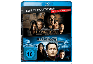 BEST OF HOLLYWOOD - 2 Movie Collector's Pack 52 (Illuminati / The Da Vinci Code - Sakrileg) - (Blu-ray)