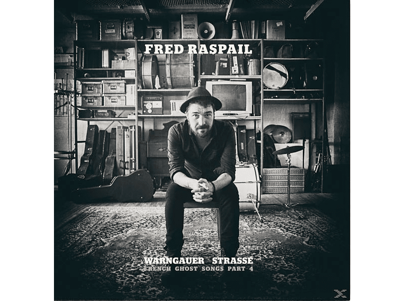 Fred Raspail - Warngauer Strasse (180gr.+Download)  [Vinyl]
