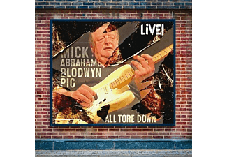 Mick Abrahams - All Tore Down - (CD)