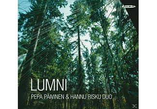Pepa/hannu Risk Paivinen - Lumni - (CD)