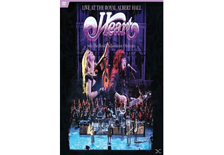 Heart - Live At The Royal Albert Hall (DVD) - (DVD)