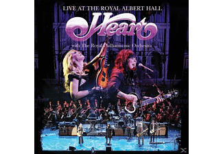 Heart - Live At The Royal Albert Hall (CD) - (CD)