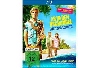 Ab in den Dschungel - (Blu-ray)
